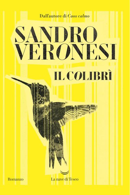 copertina il colibri