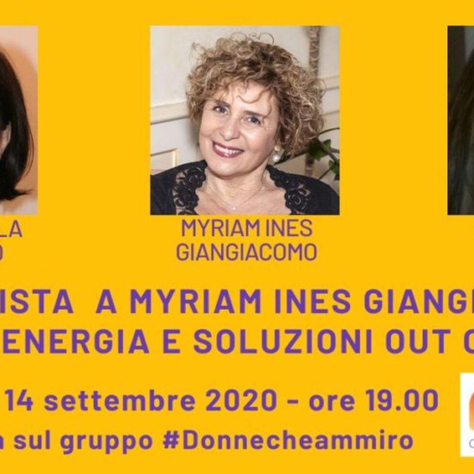 intervista a Myriam Ines Giangiacomo