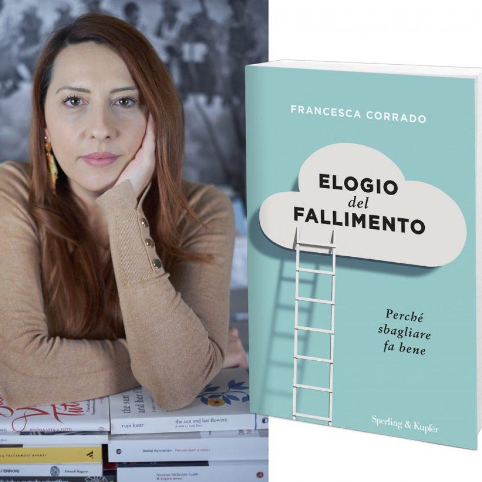 Francesca Corrado + copertina